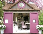 Some truly remarkable garden sheds with character