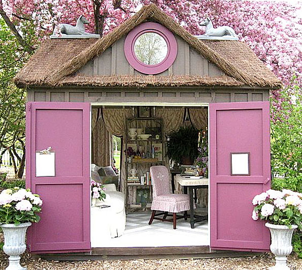 remarkable garden sheds