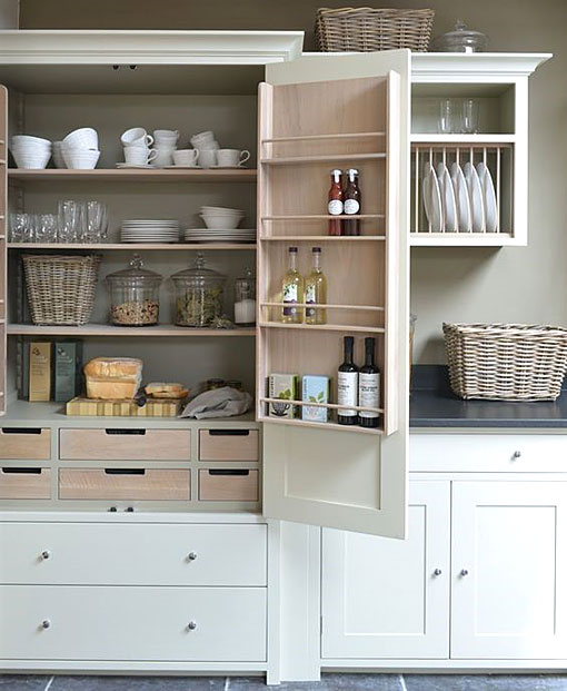 add space to your kitchen, pantry
