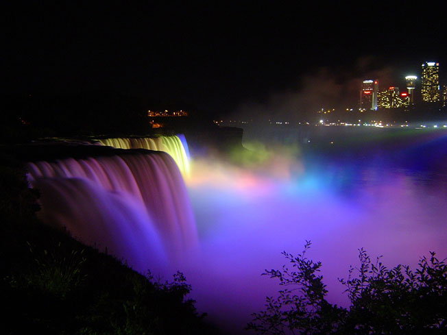 You Visit Niagara Falls