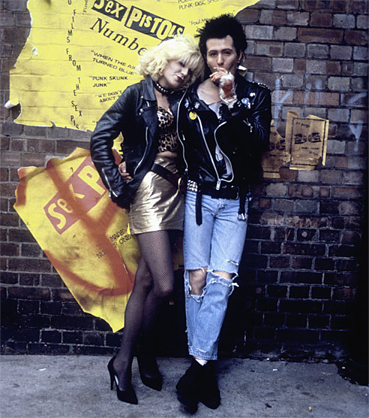Sid and Nancy film