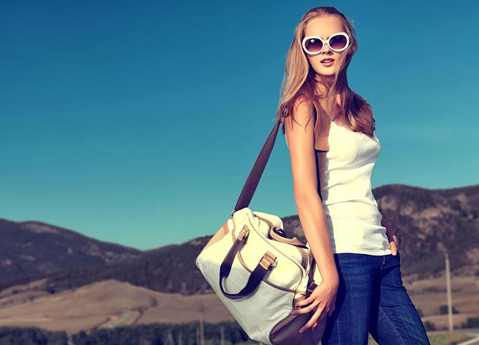 Fashionable unisex bags