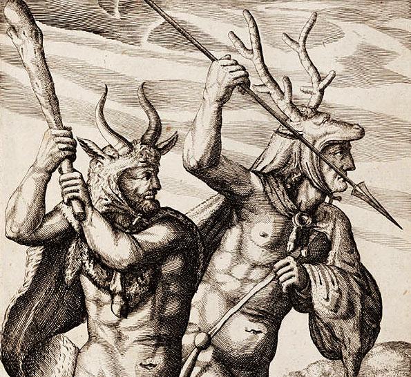 modern day Barbarian