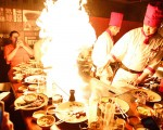 Benihana Restaurant – Japanese teppan yaki dining in the heart of London
