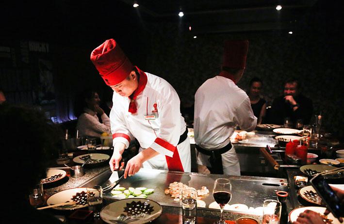 Benihana Restaurant – Japanese teppan yaki dining in the ...  Benihana Restau...