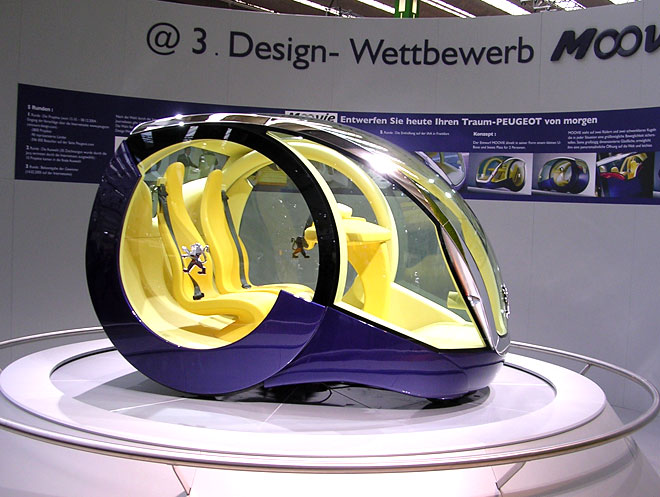 strangest concept cars