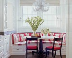 Add a Stylish Breakfast Nook to Your Kitchen
