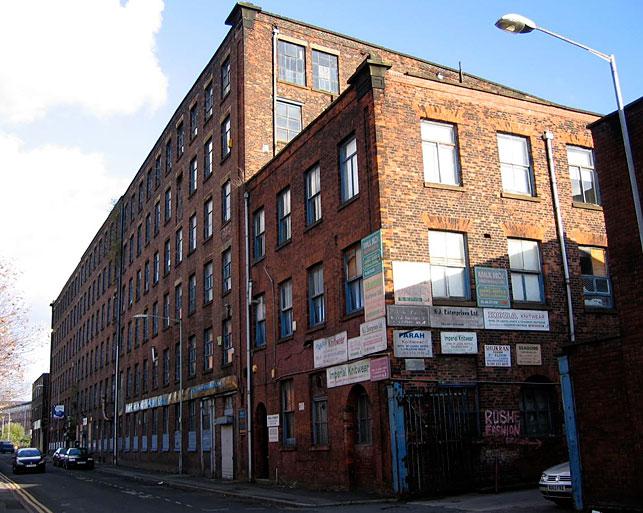 Manchester mills - rogue