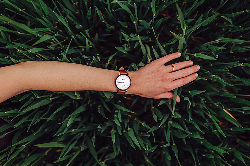 paulin watches, unique watches, glasgow creatives
