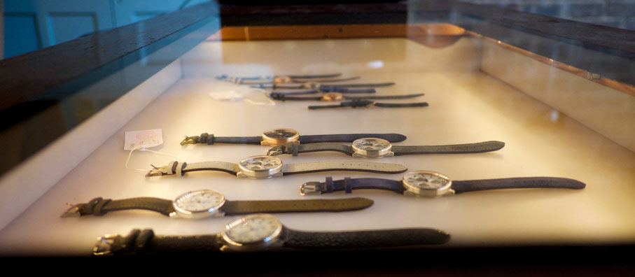 paulin watches, unique watches, glasgow creatives