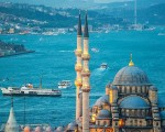 Escape Istanbul's crowds on a vintage Bosphorus ferry