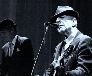 Leonard Cohen last album