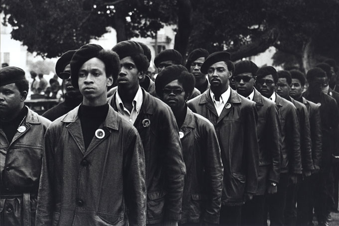 Black Panthers in Photographs