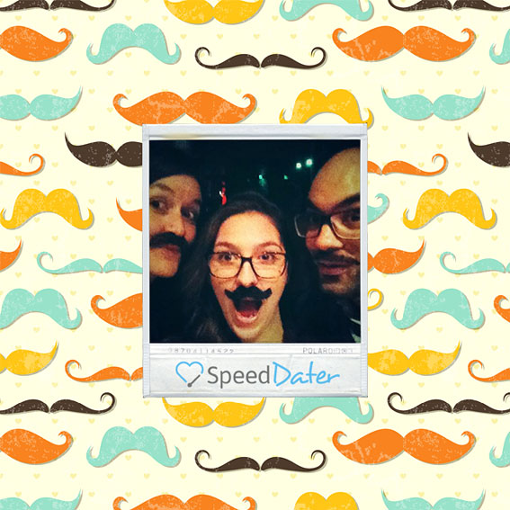 Movember Speed Dating London