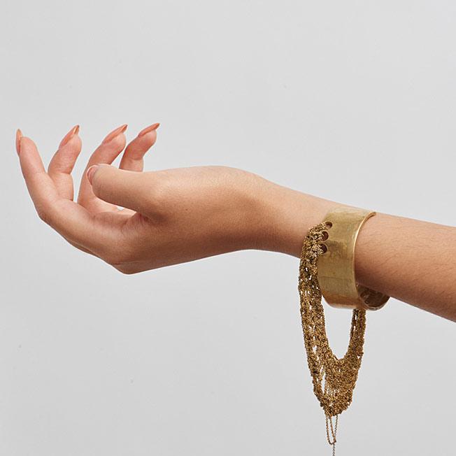 Arielle de Pinto jewellery designer