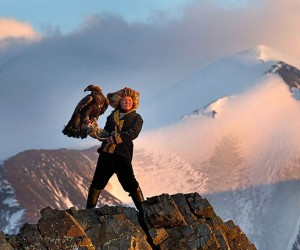 Eagle Huntress film