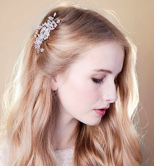 Wedding hair trends 2017