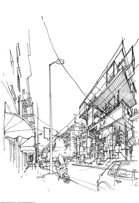 Web-Drawing-by-Stefan-Davidovici-Architect-MilanItaly