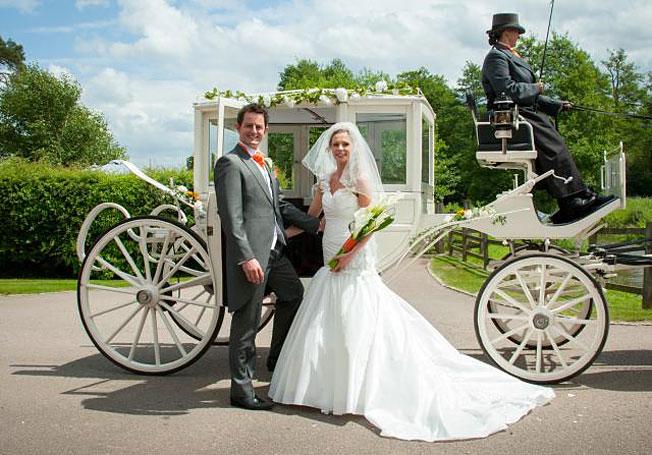 own royal wedding