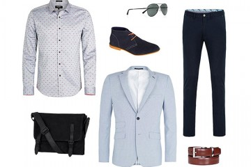 smart casual mix