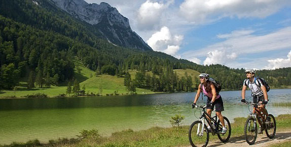 cycling holiday, cycling in the mountains