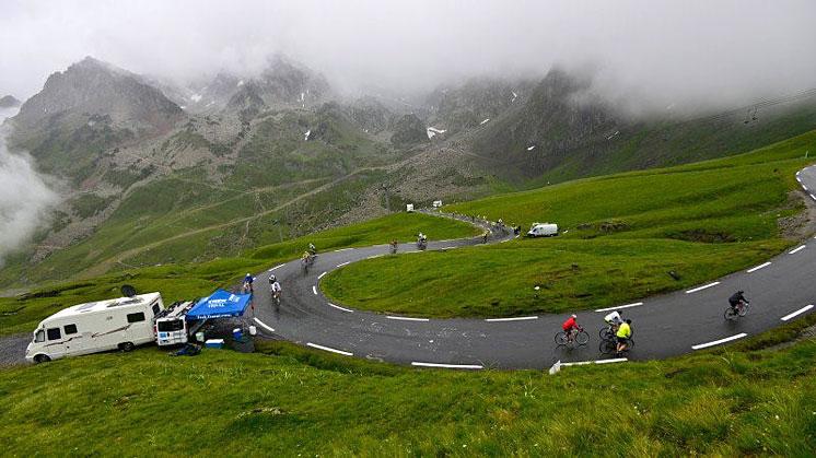 L'Etape du Tour, cycling France