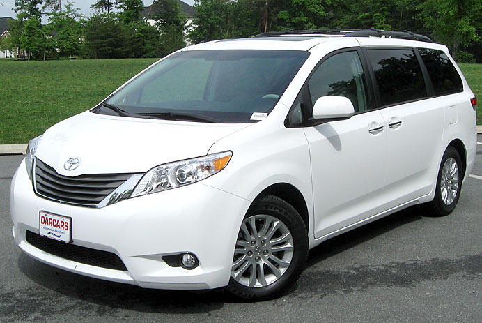 minivan prix
