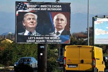 Trump Russia Scandal