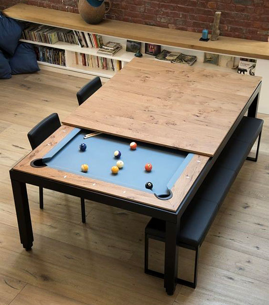man cave on a budget