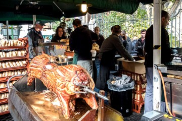 your own street food business