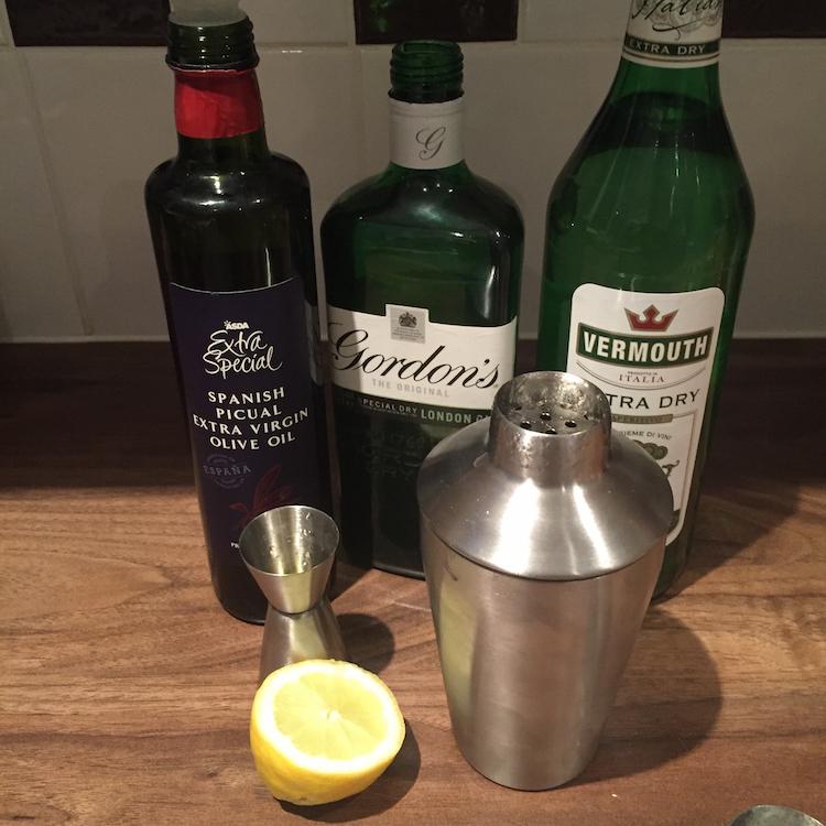 classic martini recipe