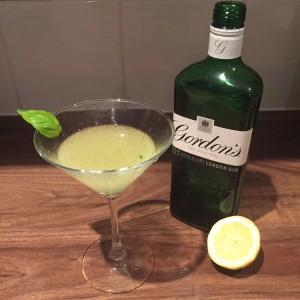 Olive Oil Martini