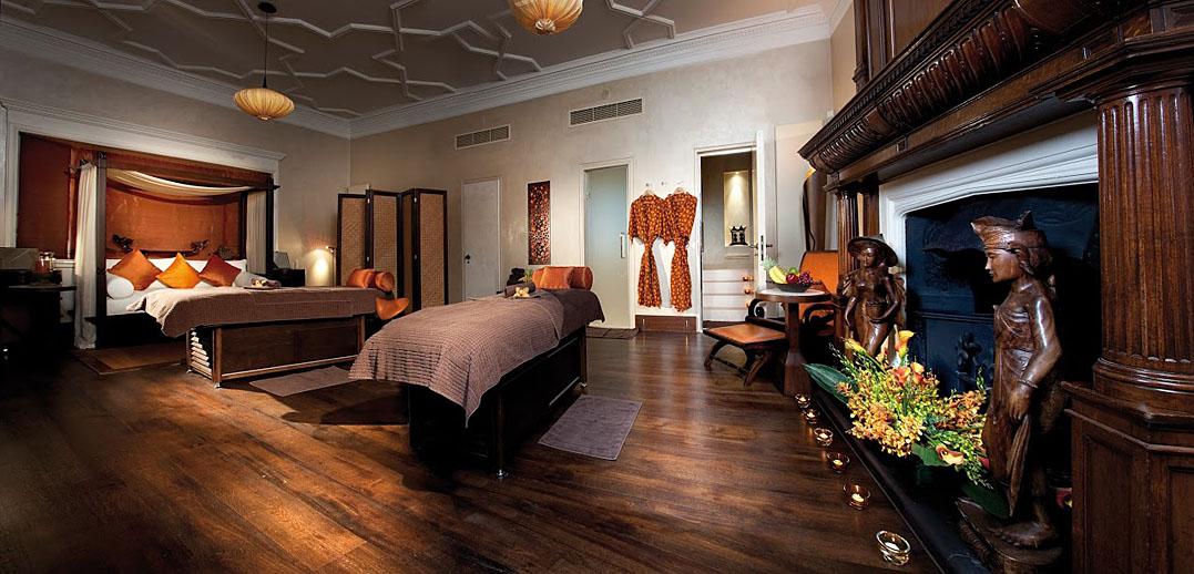 london spa, day suite at ushvani spa