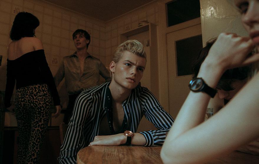 Herm unisex watches, designer watches