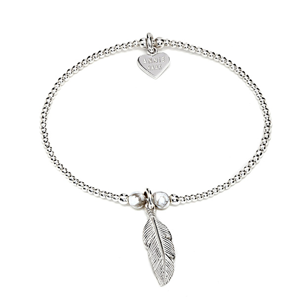 feather bracelet annie haak