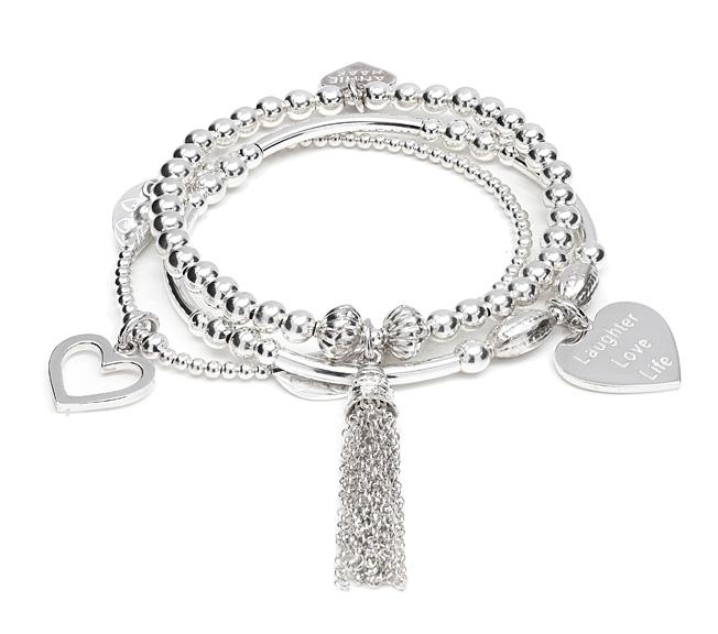 annie haak silver bracelet