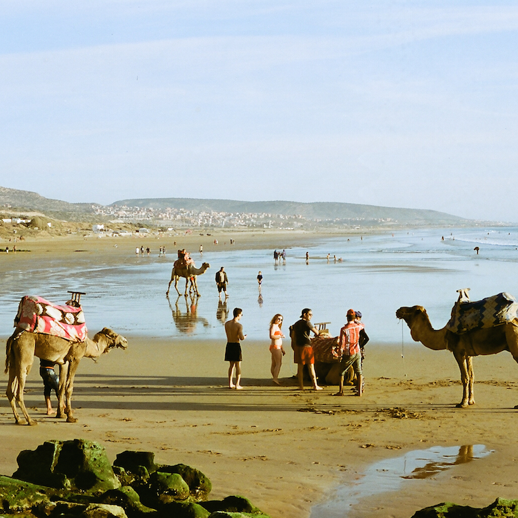 moroccan holiday, moroccan surfing