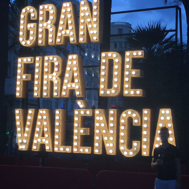 weekend in Valencia