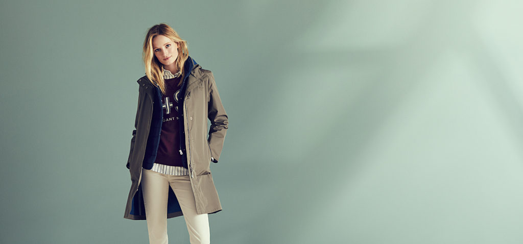 GANT AW17 collection, womens fashion