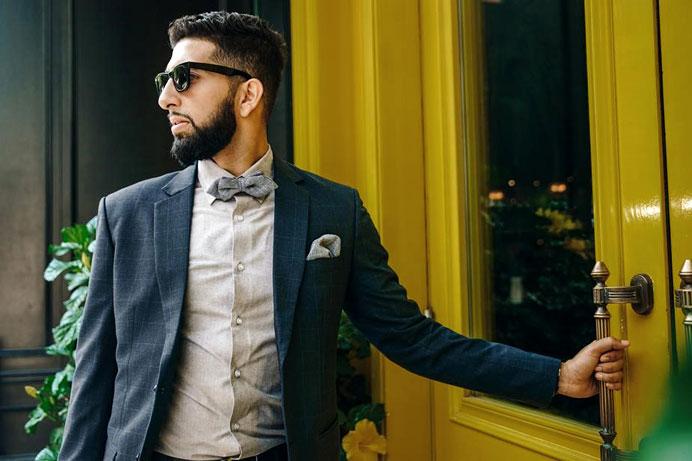 dressing for men