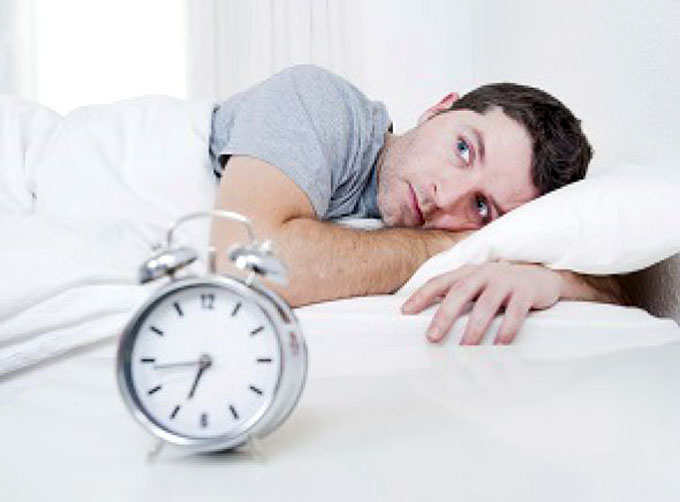 Struggling to sleep