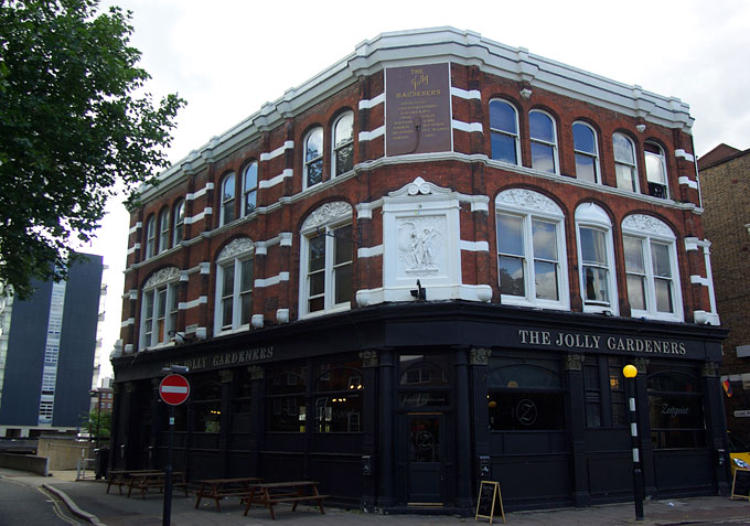 Pubs in Britain