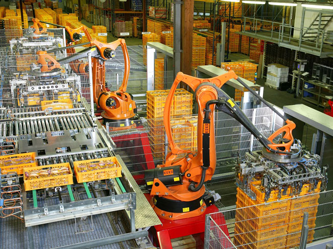 Automating industry