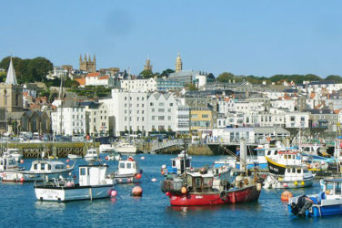 Travel to Guernsey