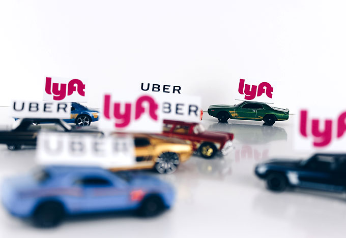 Self Driving Ubers
