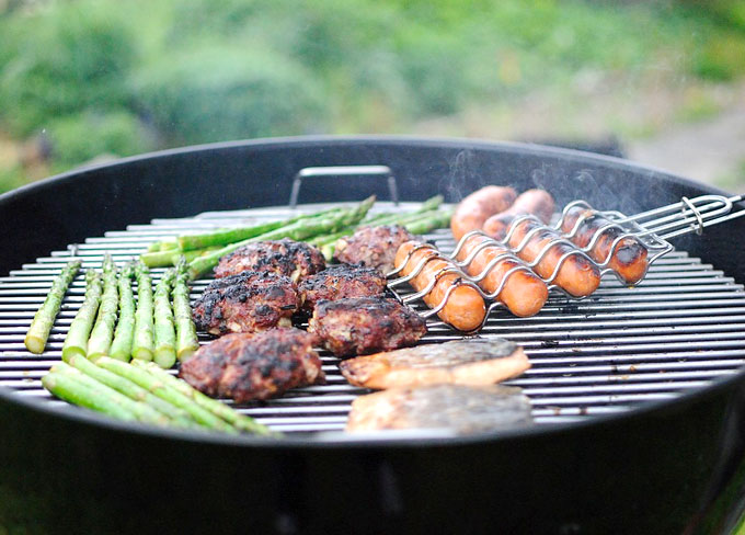 easy grilling