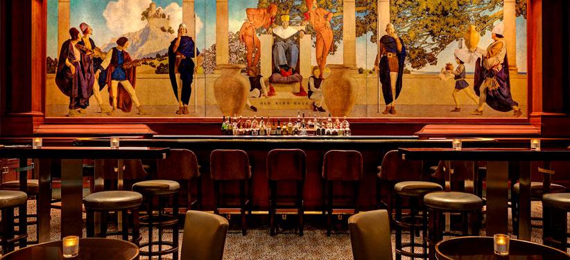 iconic bars