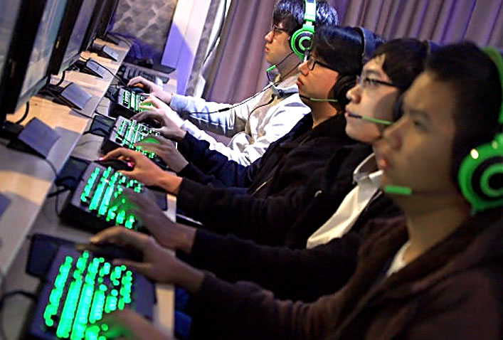 gamer party