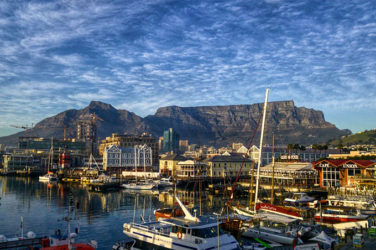 visiting Cape Town