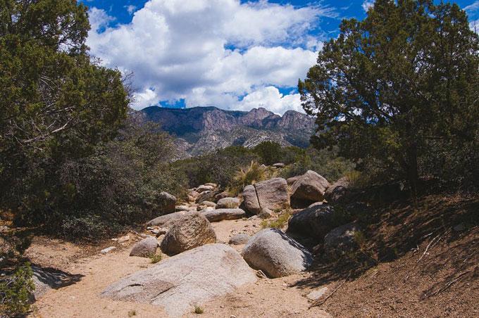 Albuquerque hiking
